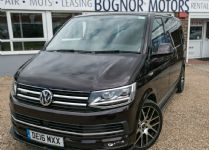Luxury 7 Seater MPV Rental Bognor